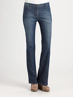 Brunello Cucinelli - Bootleg Jeans