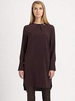 Brunello Cucinelli - Silk Tunic