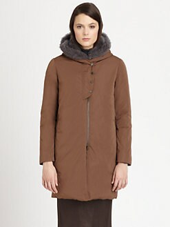 Brunello Cucinelli - Hooded Parka