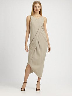 Brunello Cucinelli - Silk Gown