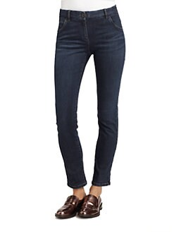 Brunello Cucinelli - Stretch Jeans