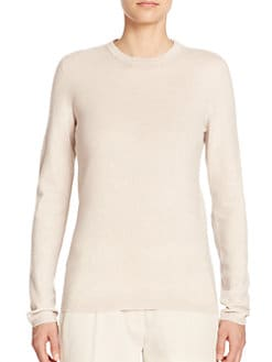 Brunello Cucinelli - Cashmere/Suede Sweater