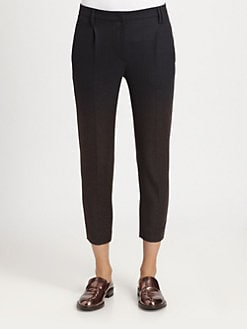 Brunello Cucinelli - Ombré Wool Pants