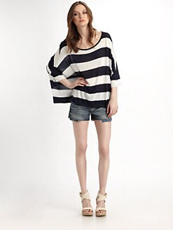 Soft Joie - Ila Striped Tee