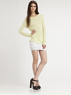 T by Alexander Wang - Classic Long-Sleeve Tee