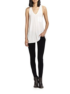T by Alexander Wang - Sleeveless Tee