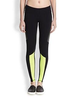 Alo Yoga - Swift Colorblock Performance Leggings
