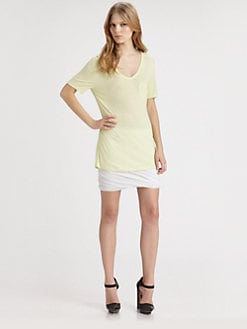 T by Alexander Wang - Classic Pocket T-Shirt