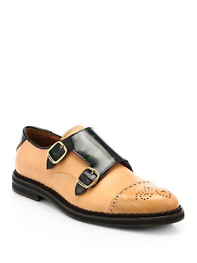 Williams Monk Strap Dress Shoes