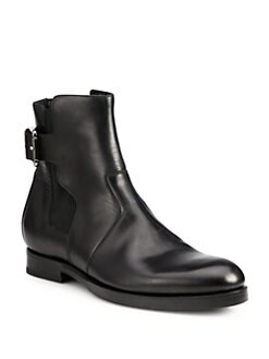 Pierre Hardy - Leather Chelsea Boots