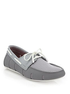Swims - Sport Lace-Up Loafers