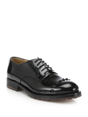 Derby Lace-Up Shoes