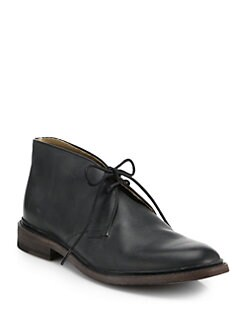 Frye - James Chukka Lace-Up Boots