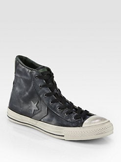 Converse by John Varvatos - Hi-Top Leather Sneaker