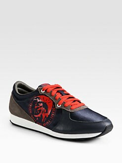Diesel - Great Era A-Head Sneakers
