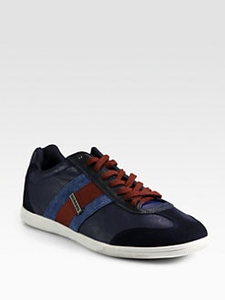Diesel - Happy Hours Lounge Leather Sneakers