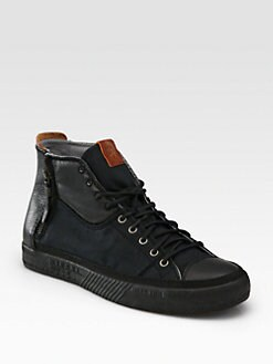 Diesel - D Zippy High-Top Sneakers