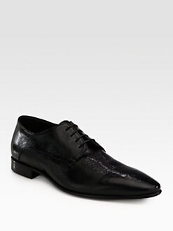BOSS Black - Blaman Textured Formal Lace-Up