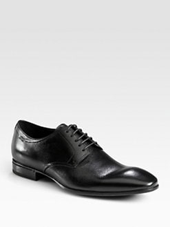 BOSS Black - Veros Plain Toe Lace-Up