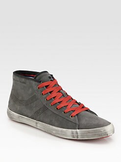 Boss Orange - Sansior High-Top Sneaker