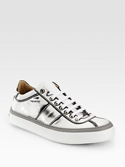 Jimmy Choo - Portman Lace-Up Sneakers