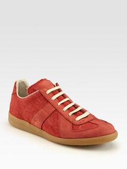 Maison Martin Margiela - Replica Canvas Lace-Up Sneakers