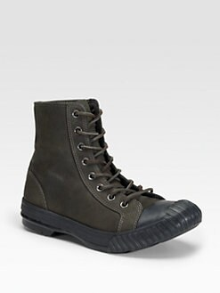 Converse by John Varvatos - John Varvatos Bosey Leather Boots