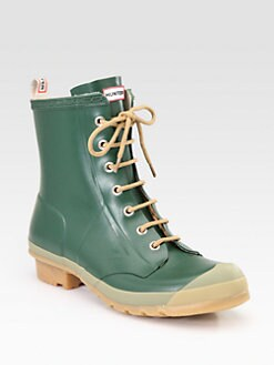 Hunter - Bormio Combat Boots