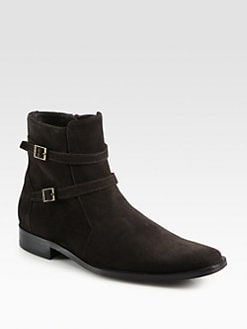 BOSS Black - Laxon Suede Boot