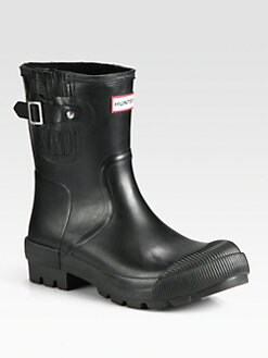 Hunter - Bennie Short Boots