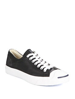 Converse - Jack Purcell Lace-Up Sneakers