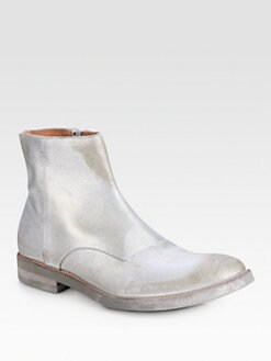 Maison Martin Margiela - Trunk Leather Boots