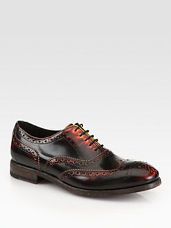 Paul Smith - Chuck Leather Brogues