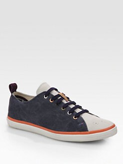 Paul Smith - Lokai Canvas Sneakers