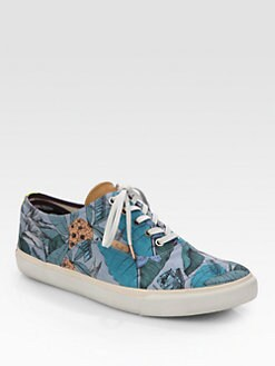 Paul Smith - Balfour Hawaian Print Sneakers