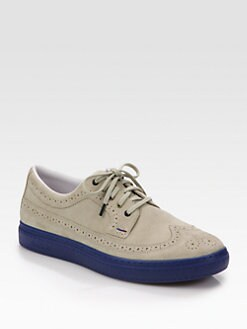 Paul Smith - Merced Cemented Sneakers