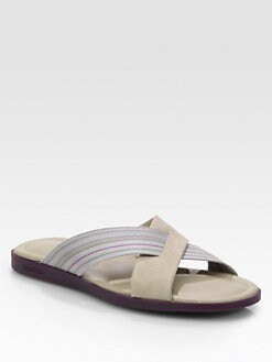 Paul Smith - Lalo Suede Sandals