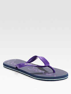 Paul Smith - Canoa Flip Flops