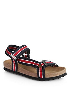 DSQUARED - Berk Nastro Nylon Sandals