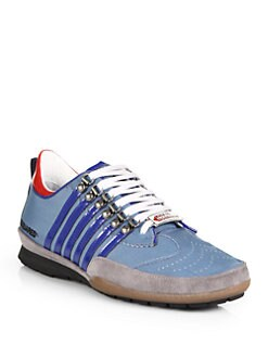 DSQUARED - Tecnico Lace-Up Sneakers
