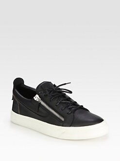 Giuseppe Zanotti - Low-Top Zip Sneakers