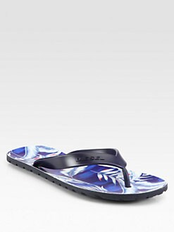 Diesel - Plaja Splish Graphic Flip Flops