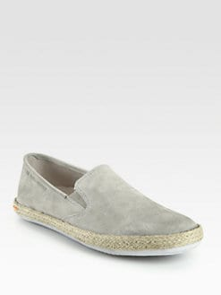 Boss Orange - Fillio Suede Slip-Ons