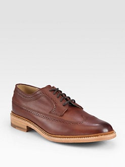 Frye - James Wingtip Lace-Ups