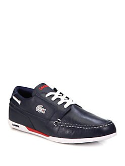 Lacoste - Dreyfus Leather Sneakers