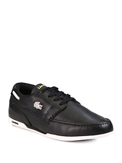 Lacoste - Dreyfus Boat Shoes