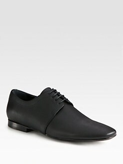 Dior Homme - Printed Leather Lace-Ups