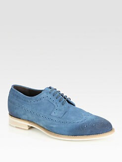 Boss Orange - Ofero Brogue Wingtip Lace-Ups