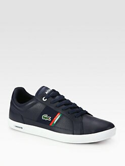 Lacoste - Leather Sneakers