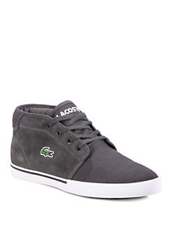 Lacoste - Ampthill Lace-Up Sneakers